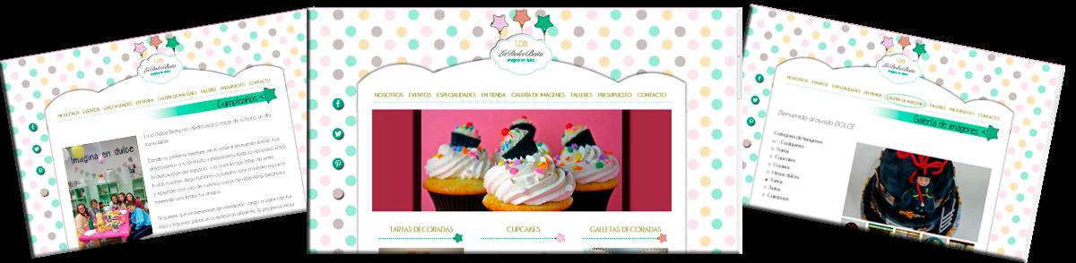 Páginas Web Madrid